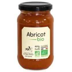 Préparation d'abricot bio - Confitures du vieux chérier