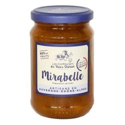 Préparation Mirabelle - Confitures du Vieux Chérier
