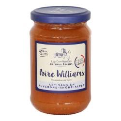 Préparation Poire Williams - Confitures du Vieux Chérier