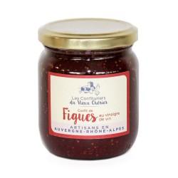 Confit de Figues - Achat en ligne - Confiture du Vieux Chérier